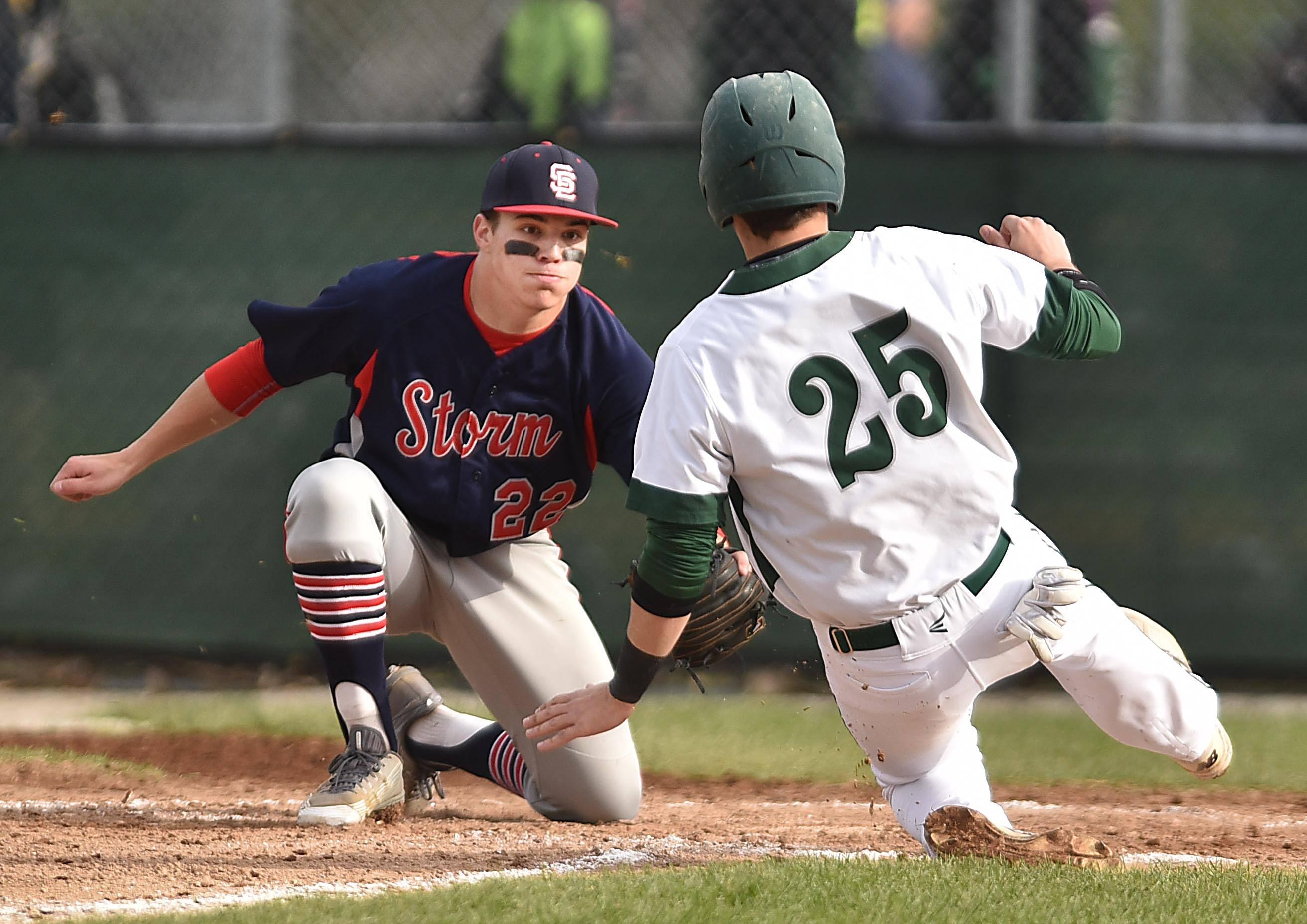 Baseball: South Elgin's offense clicking against Bartlett