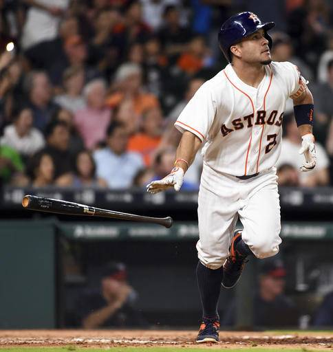 Mike Fiers Valbuena: Hughes Struggles As Twins Blown Out By Astros 16-4