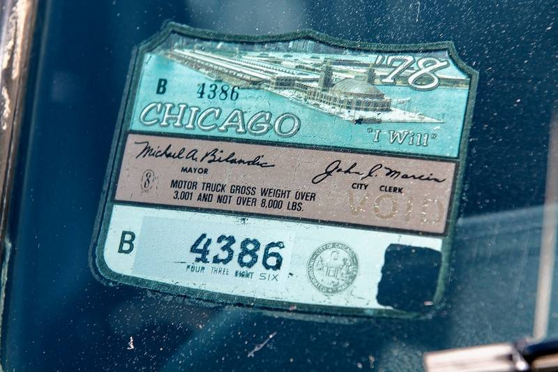 City stickers have been a part of Chicago motoring heritage for decades.