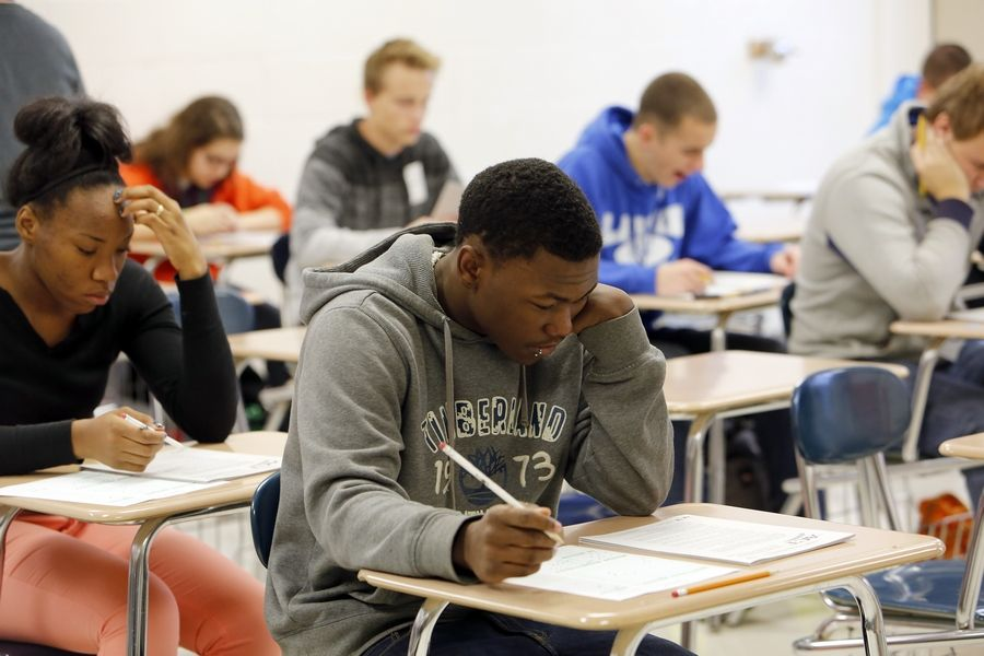 SATs? ACTs? Suburban schools got to choose after Illinois left them footing the bill for the college entrance exams this year.