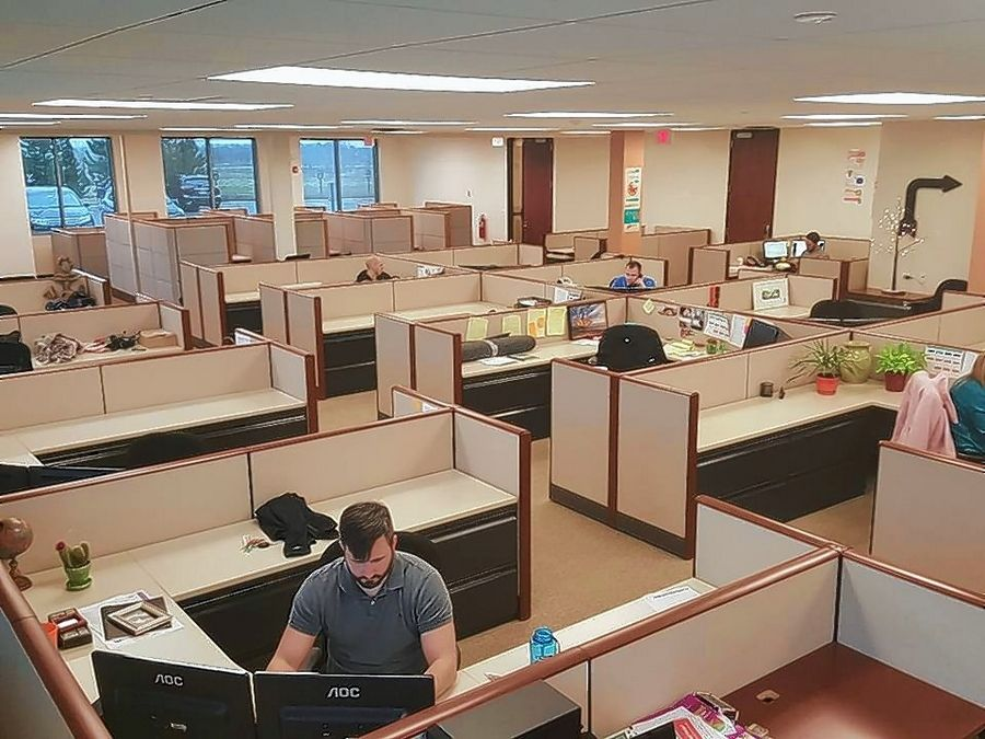 After about eight months, Logical Position has expanded its offices in Deer Park.