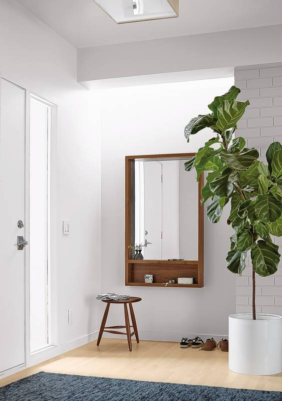 How to create a beautiful entryway for Living together in empty room ep 10
