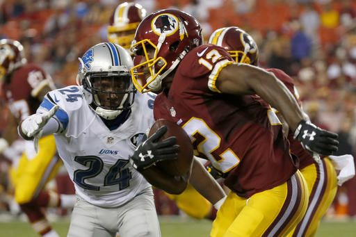 Redskins Release Wide Receiver Andre Roberts