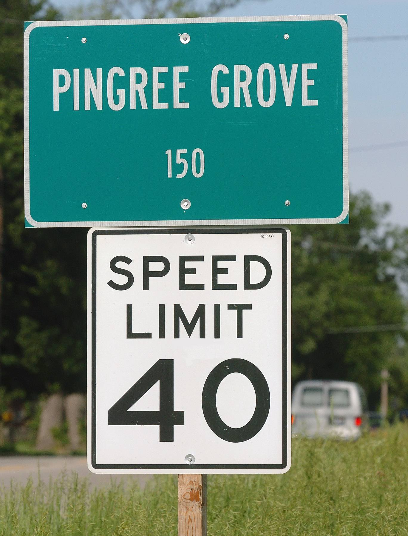 Pingree Grove is one of the fastest-growing suburbs, with 768 new residents last year bringing its population to 6,648.