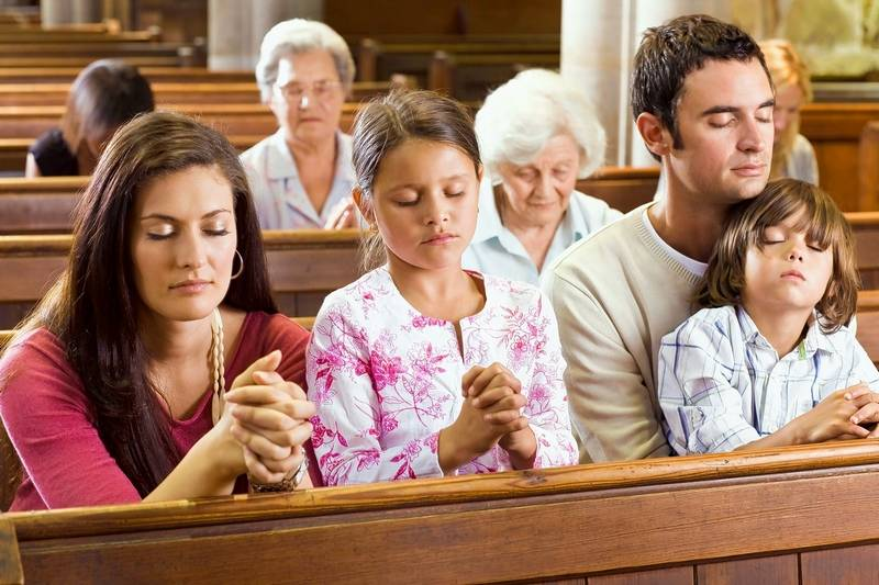 A New Study Says That Those Who Attend Church Services May Live Longer Than