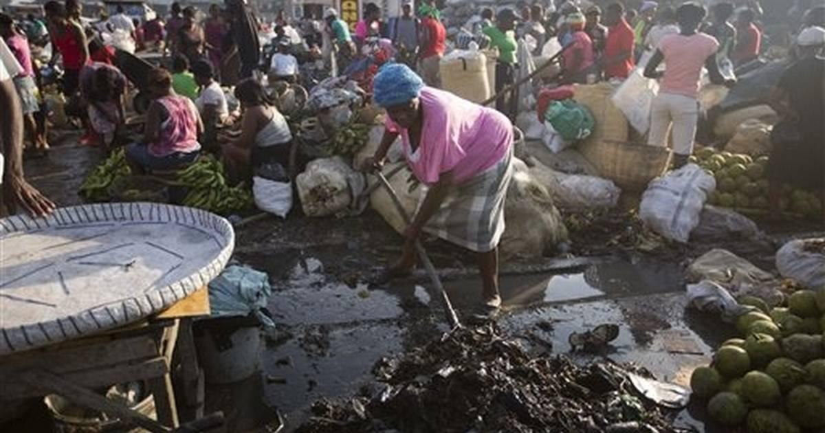 Frauen aus haiti kennenlernen