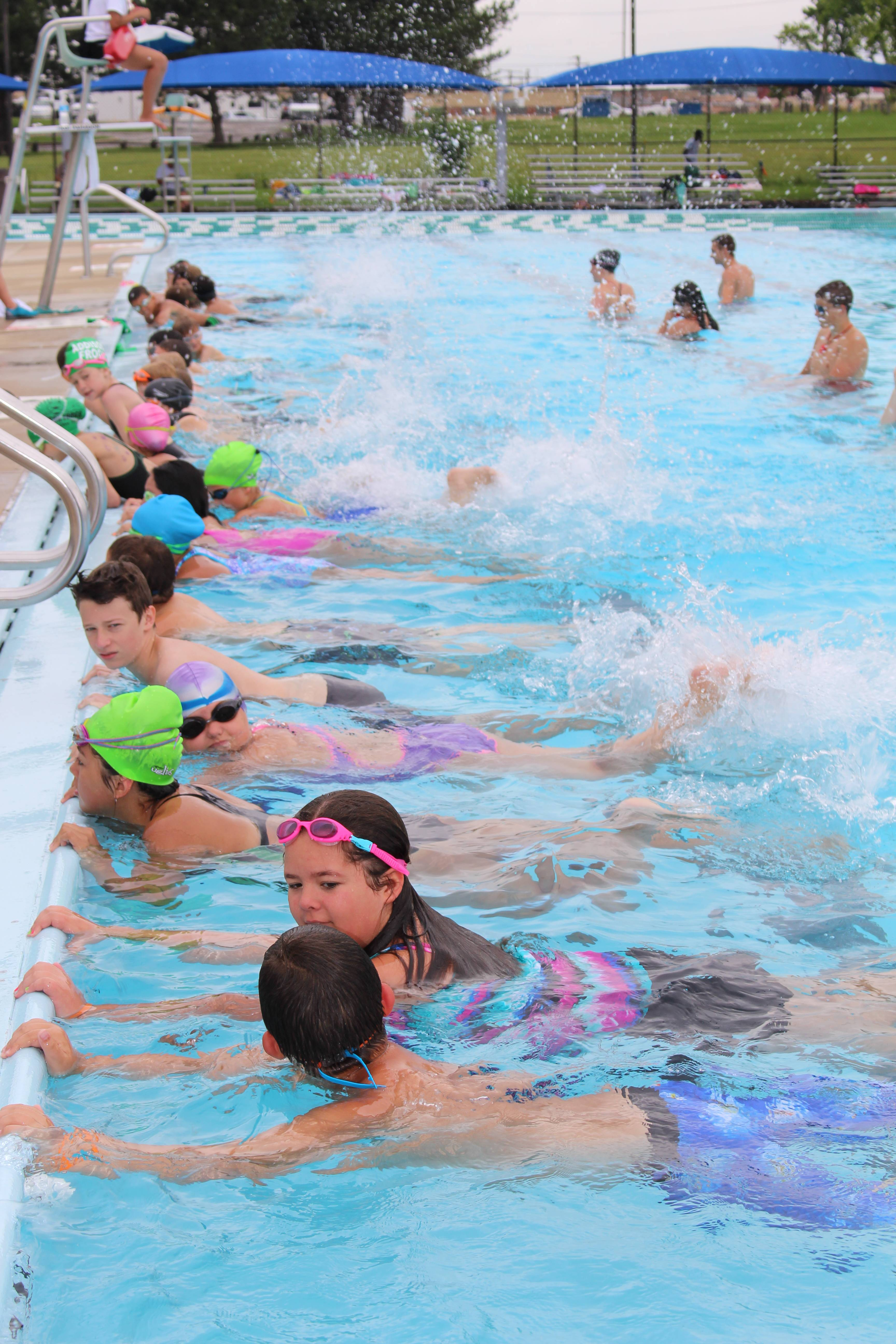 Addison's Family Aquatic Center Opens Saturday, May 28 at Noon!Braulio Herrera