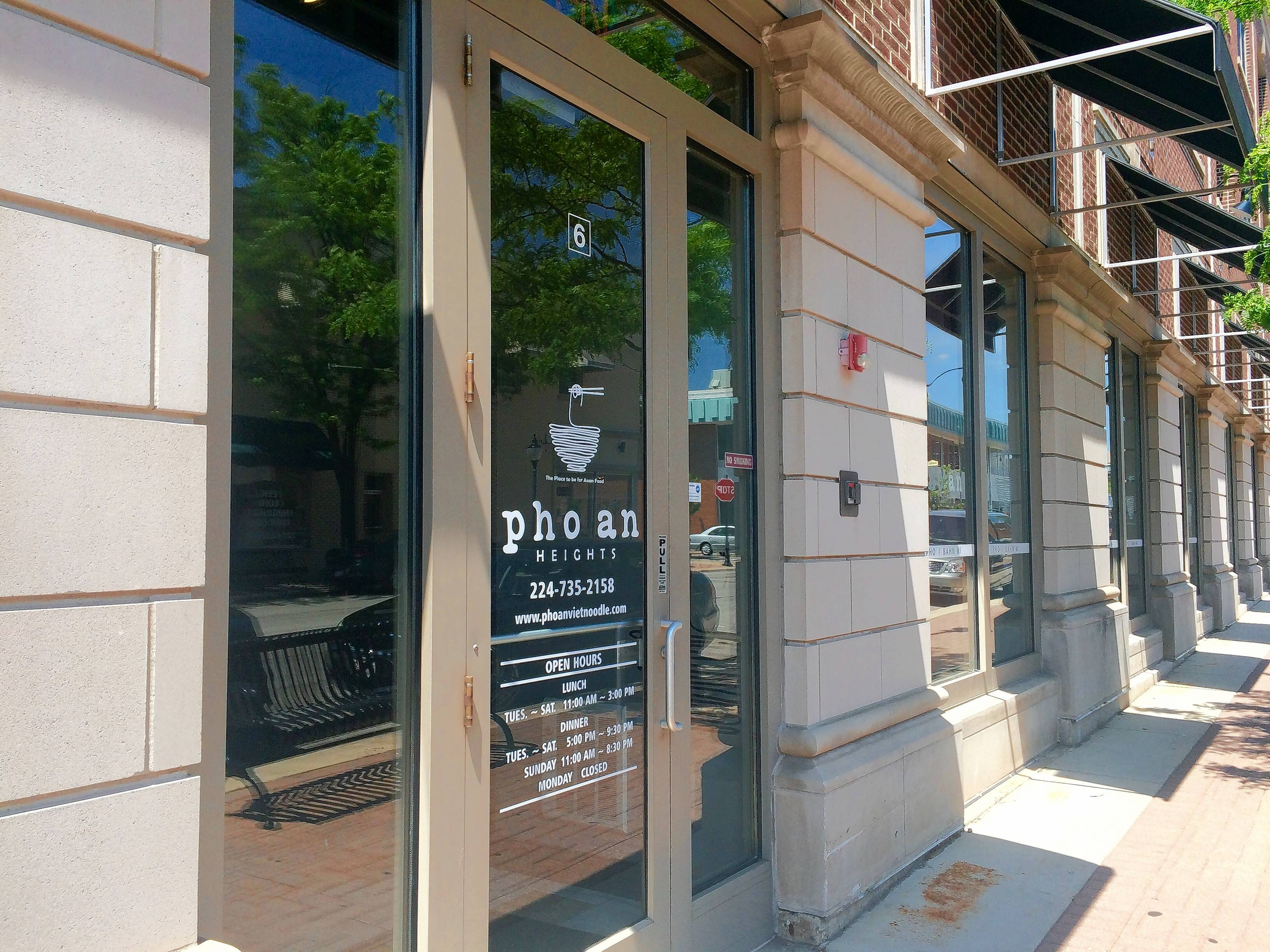 Pho An, a Vietnamese-Korean fusion restaurant, opened in downtown Arlington Heights on Tuesday.