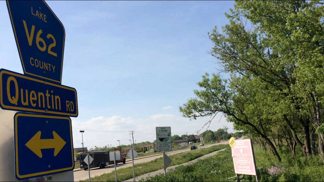 A proposal for a gasoline station and car wash at the northeast corner of Route 22 and Quentin Road in Hawthorn Woods has landed on shaky ground after a village advisory panel's review Tuesday night.