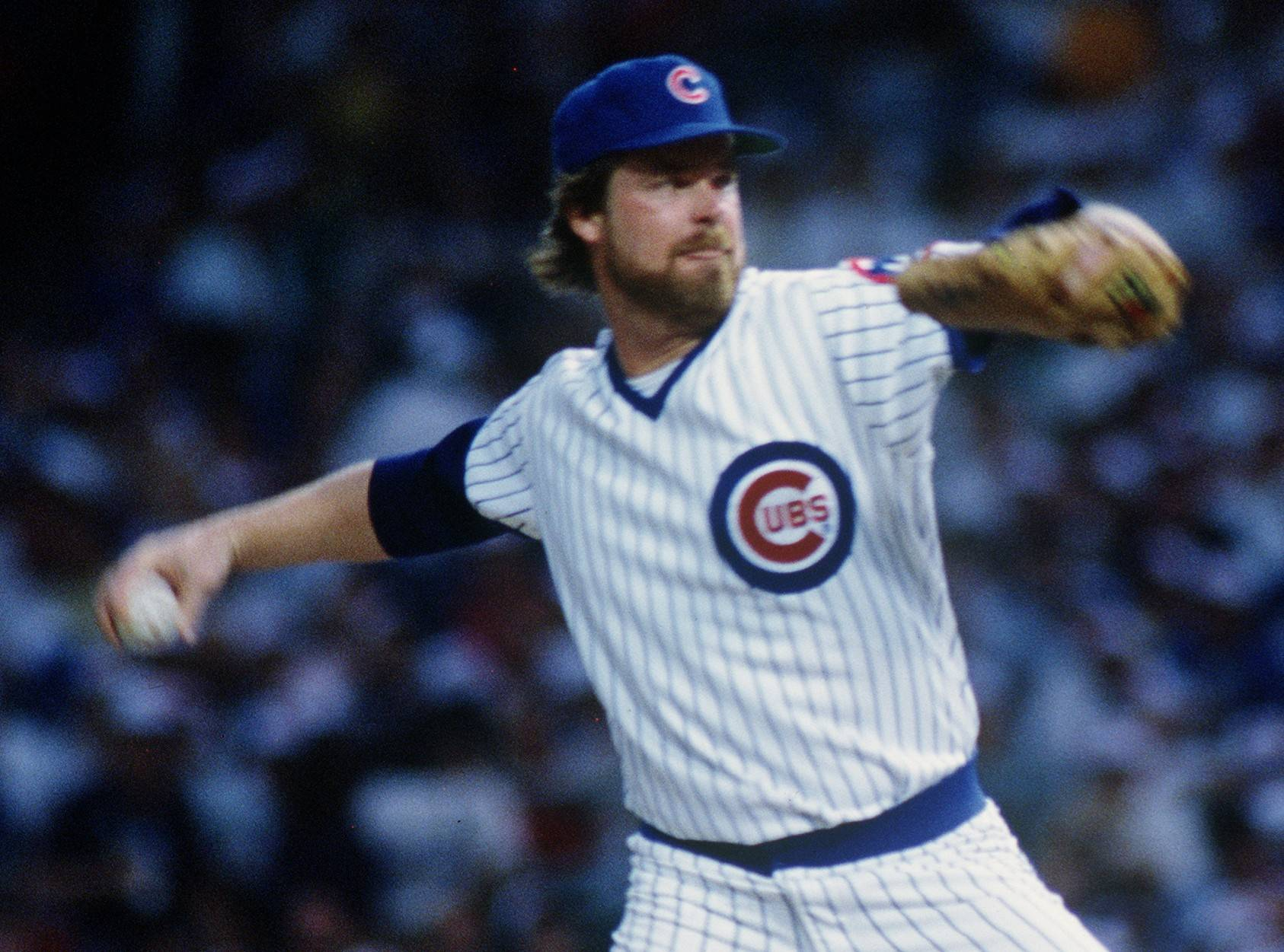 Cubs ace Rick Sutcliffe turned in a Jake Arrieta-like 1984 season and won the Cy Young Award. But he got hurt in 1985 and the Cubs faltered.