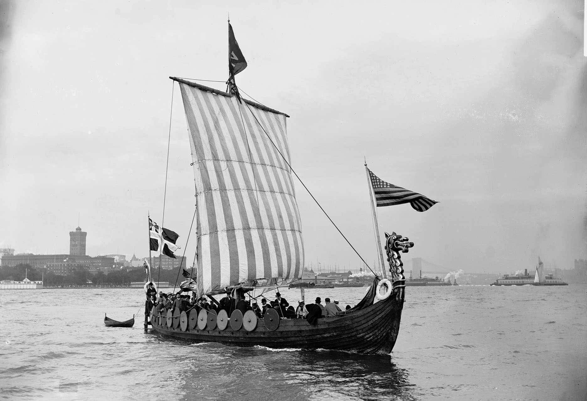 Time of the essence to save Viking ship in Geneva