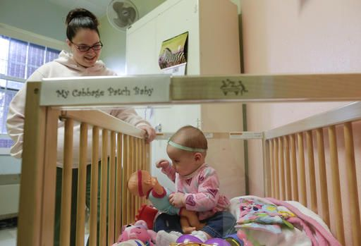 A look at prison nurseries nationwide