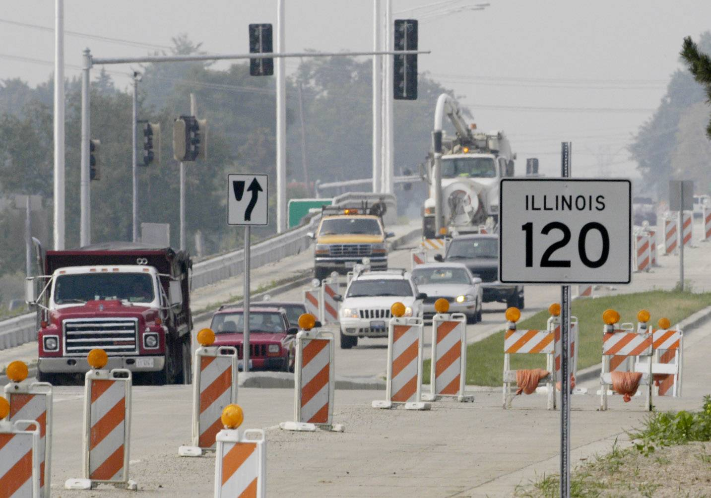IDOT's new spending plan includes widening eastbound Kennedy