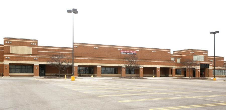 About half the vacant Dominick's grocery store on Geneva Road just west of Main Street in Carol Stream will be filled with a new gym, open around-the-clock.