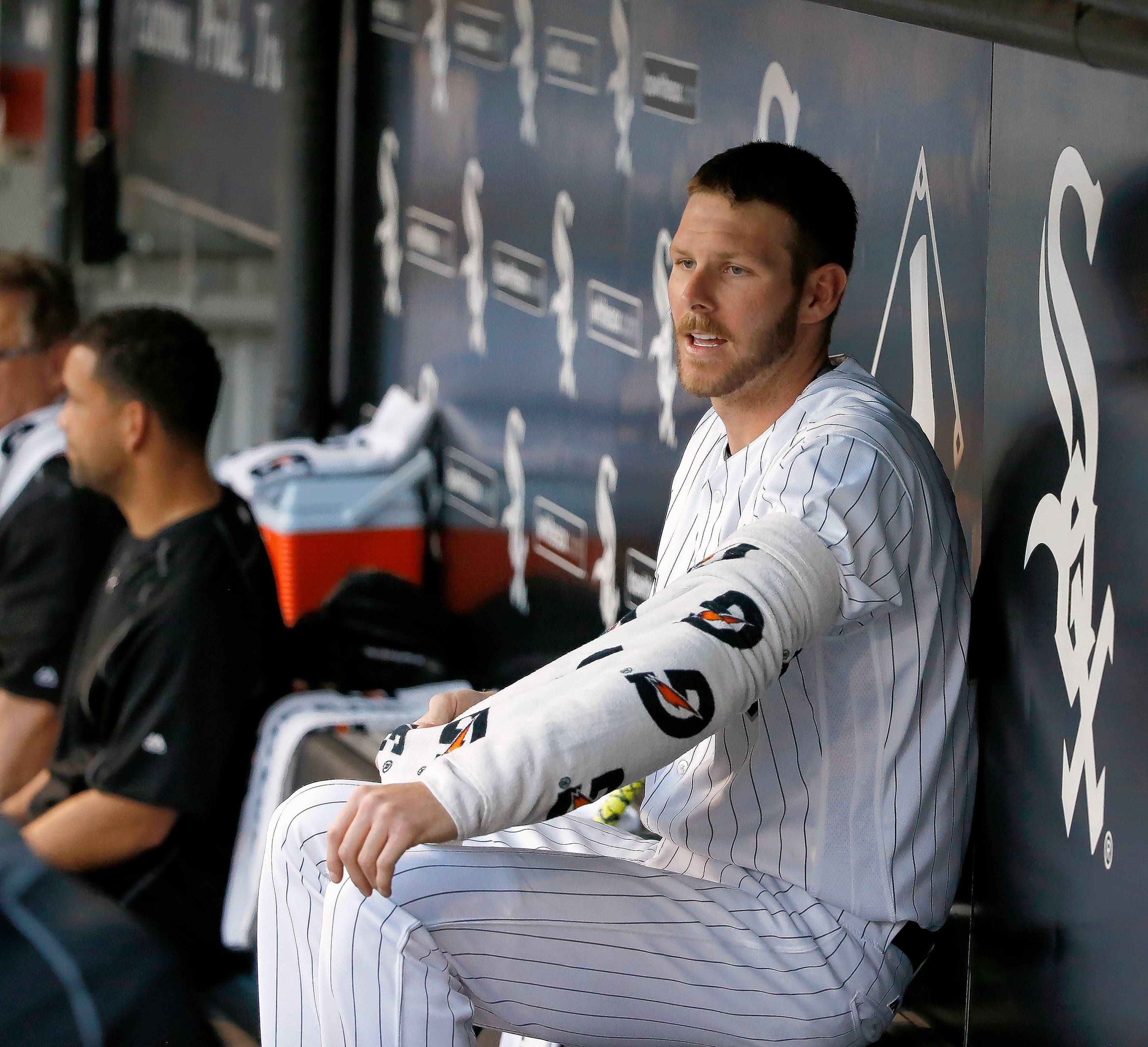 Chicago White Sox starting pitcher Chris Sale finally showed the fans that he is human. His recent dip is part of a team-wide struggle that starts with an underproducing offense, says insider Joe Ostrowski.