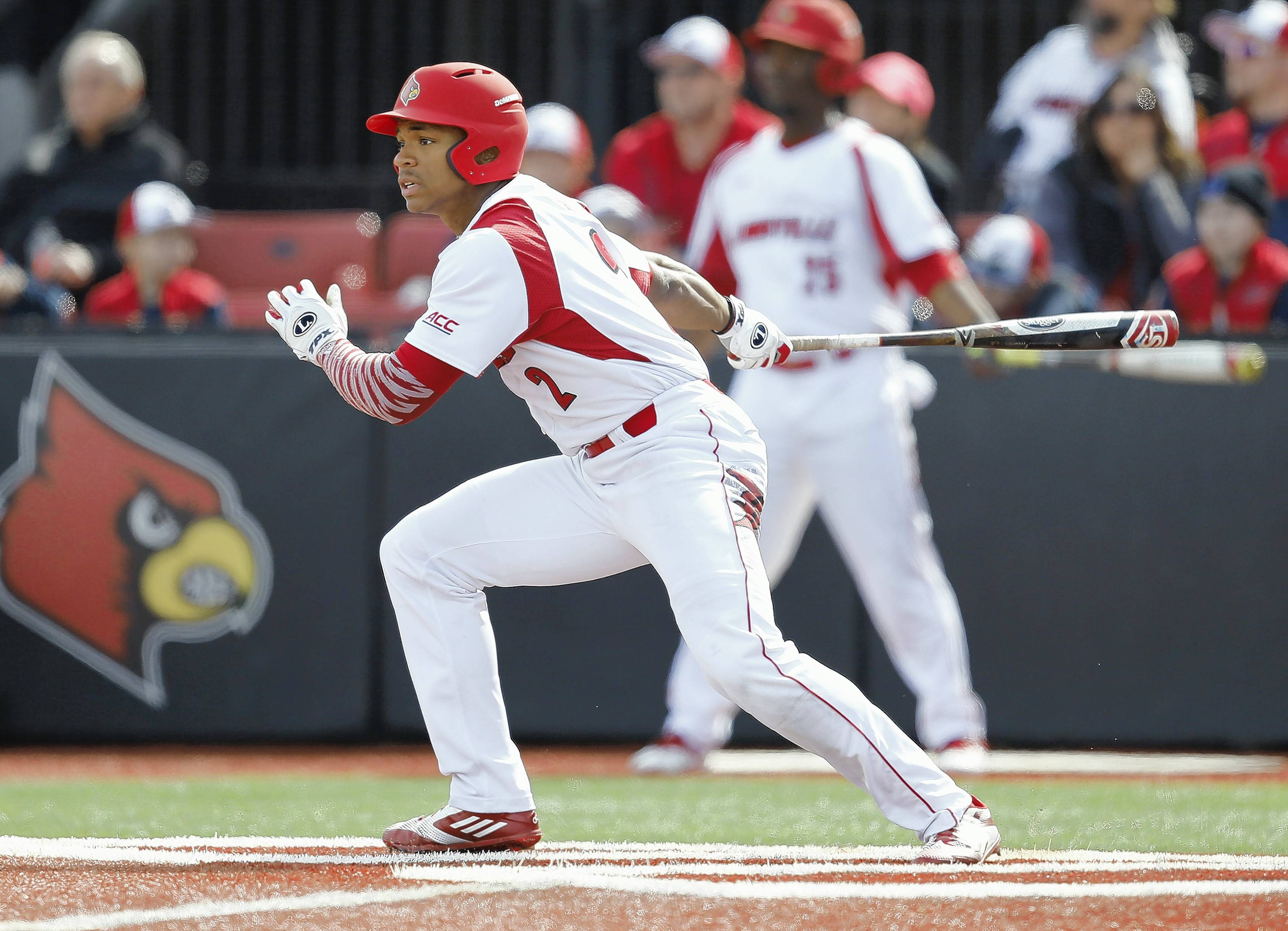 Corey Ray, an outfielder from Chicago with the Louisville Cardinals, is expected to go in the first round of next month's MLB Draft.