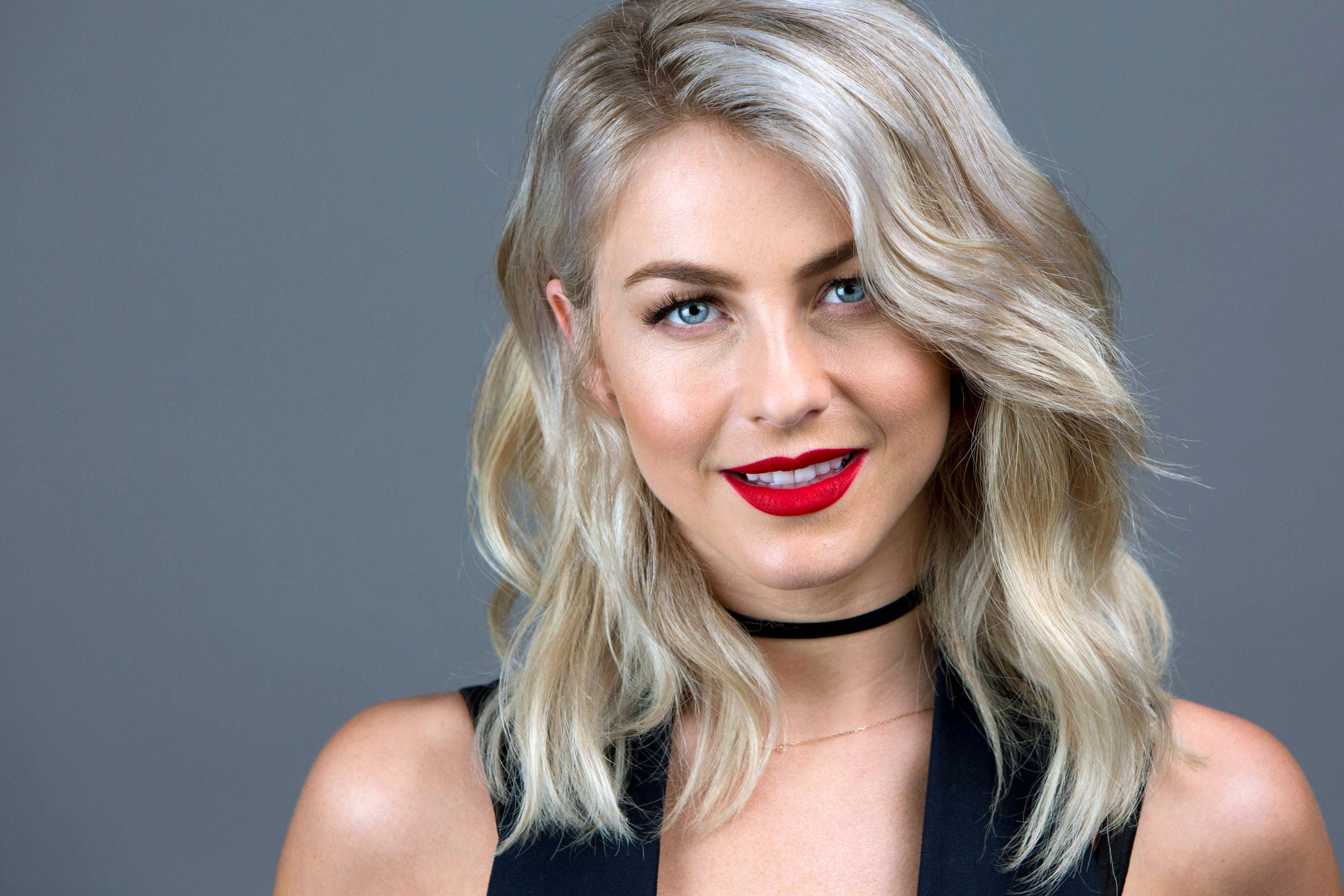 Aside from acting and dancing, Julianne Hough has her own lifestyle blog, and she is a brand ambassador for FitBit, the popular fitness tracker.