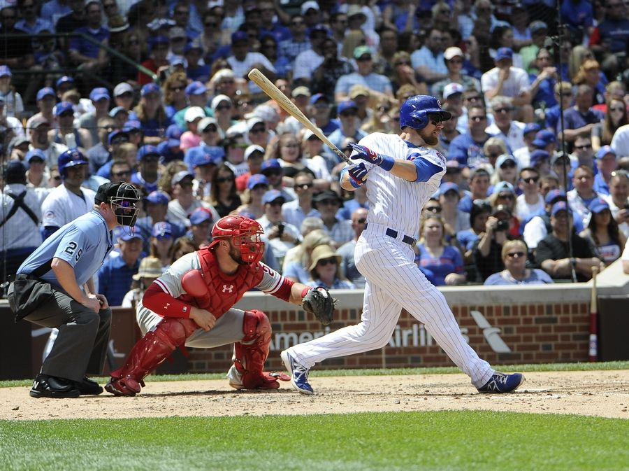 Chicago Cubs' Ben Zobrist's three-run home run against the Philadelphia Phillies Sunday is just another example of why Zobrist is so valuable to the team.