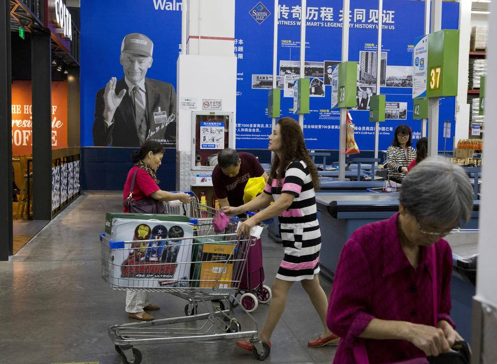 from oxcart to wal mart four Sam walton opened the first wal-mart in 1945 it all began in a small store in arkansas because they have a 43% stake in wal-mart, the four waltons have.