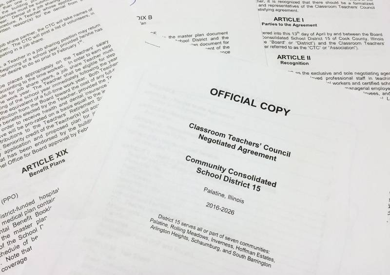 Is your school district keeping new teachers contract secret – Teacher Agreement Contract