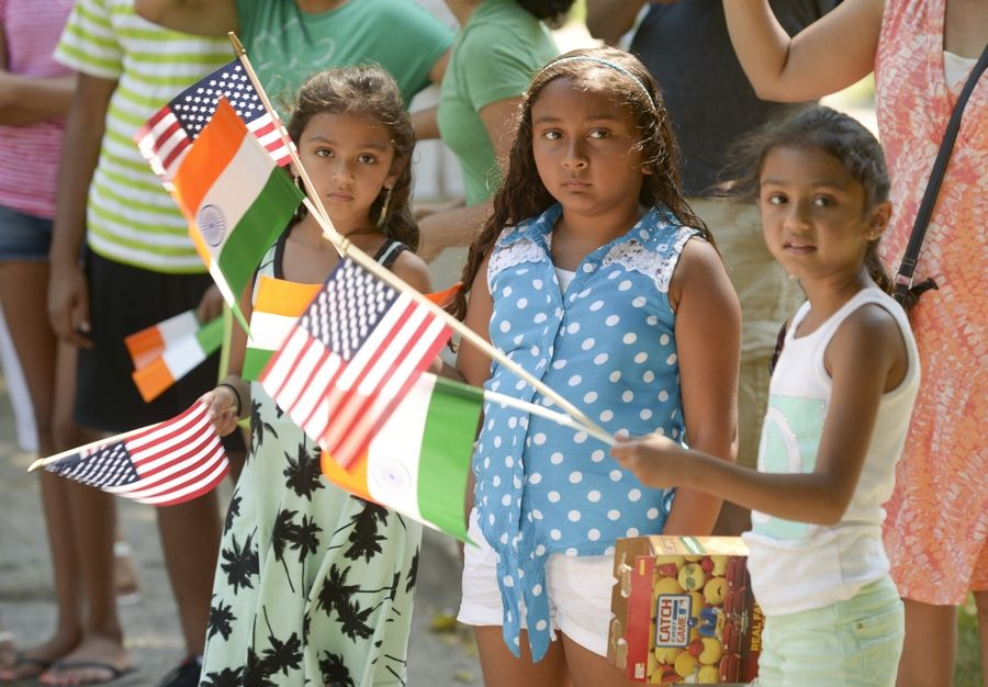 Spectators at the second annual India Day Parade in Naperville will be in for a line of colorful floats, organizers say. The parade is scheduled for Sunday, Aug. 14, the day before India celebrates the 70th anniversary of its independence from Britain.