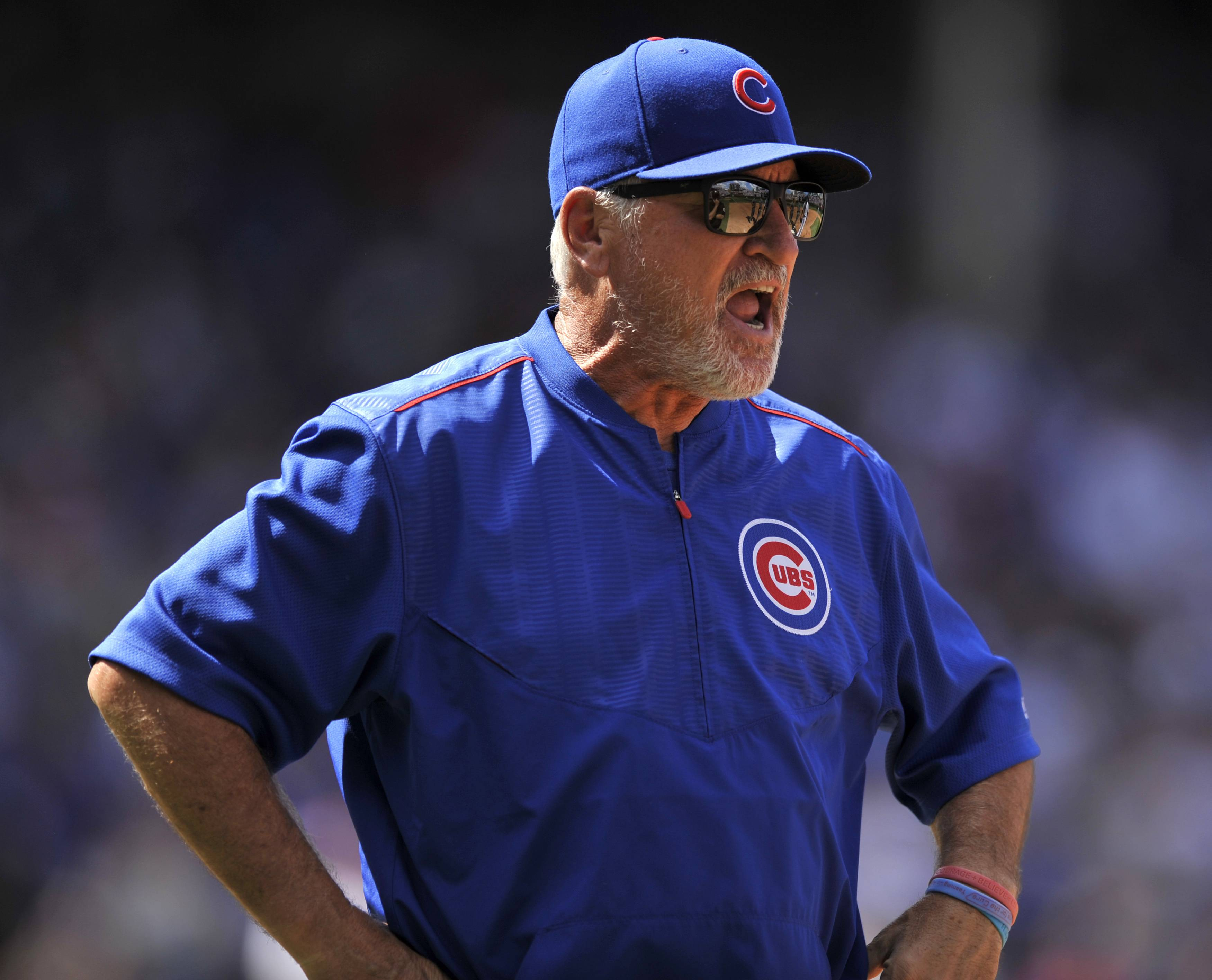 Even as good as his team his been this season, the best might still be yet to come for manager Joe Maddon and the Chicago Cubs.