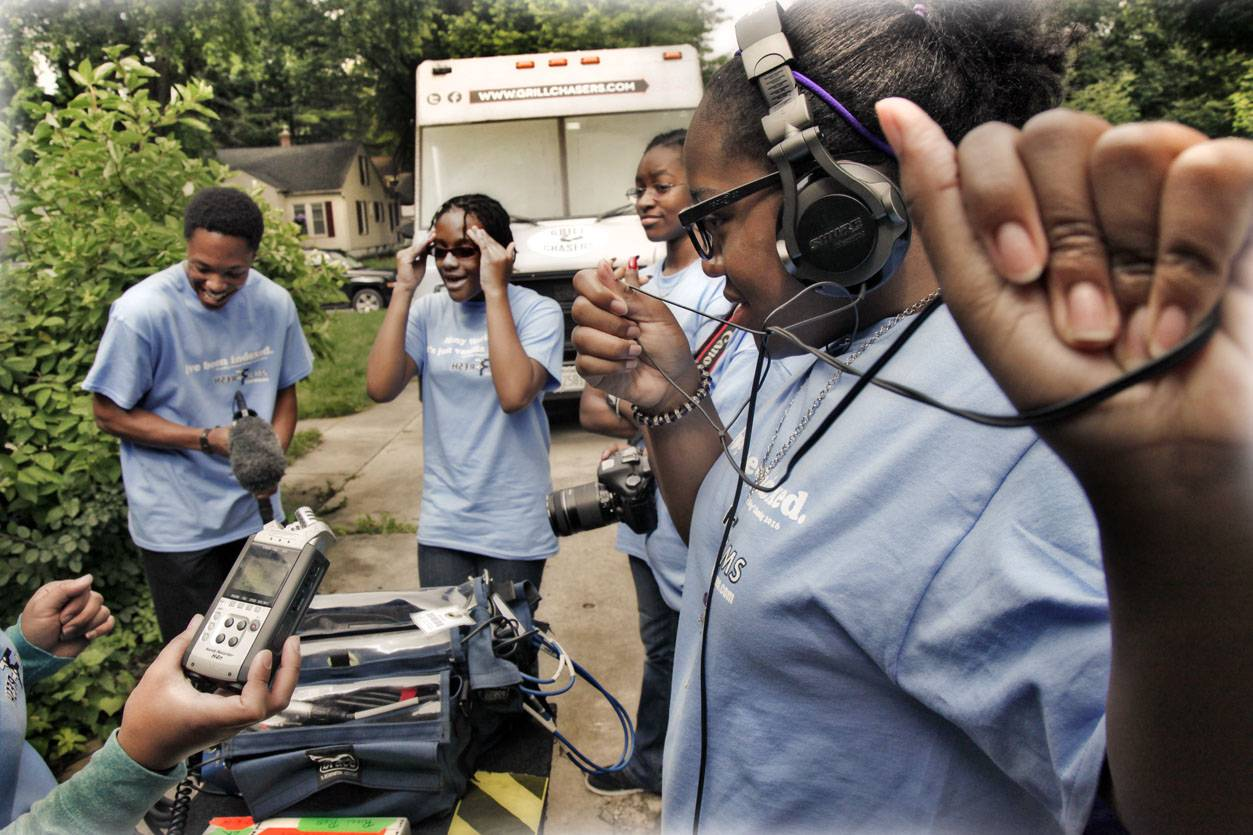 Camps for Teens in Chicago Kendall College