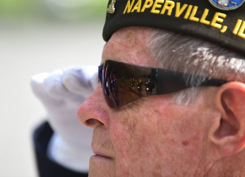 New military honor guard ensures Naperville vets aren't