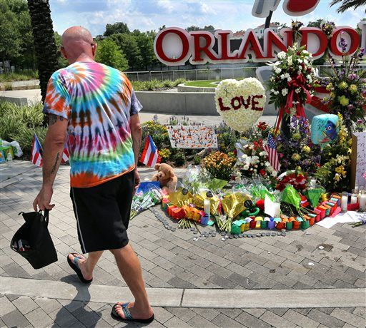 Orlando Gunman's Face, Name Become Journalism Challenge