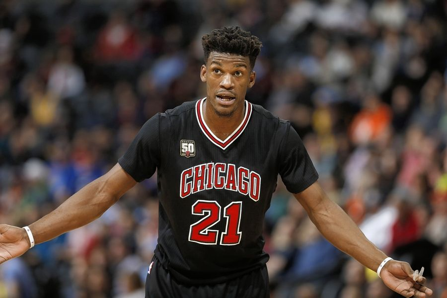 With people expecting some sort of shakeup by the Bulls this summer, the team is already knee deep in rumors. Should any of them be believed?  For openers, if the Bulls do trade Jimmy Butler, they'll be looking for an established star in return.