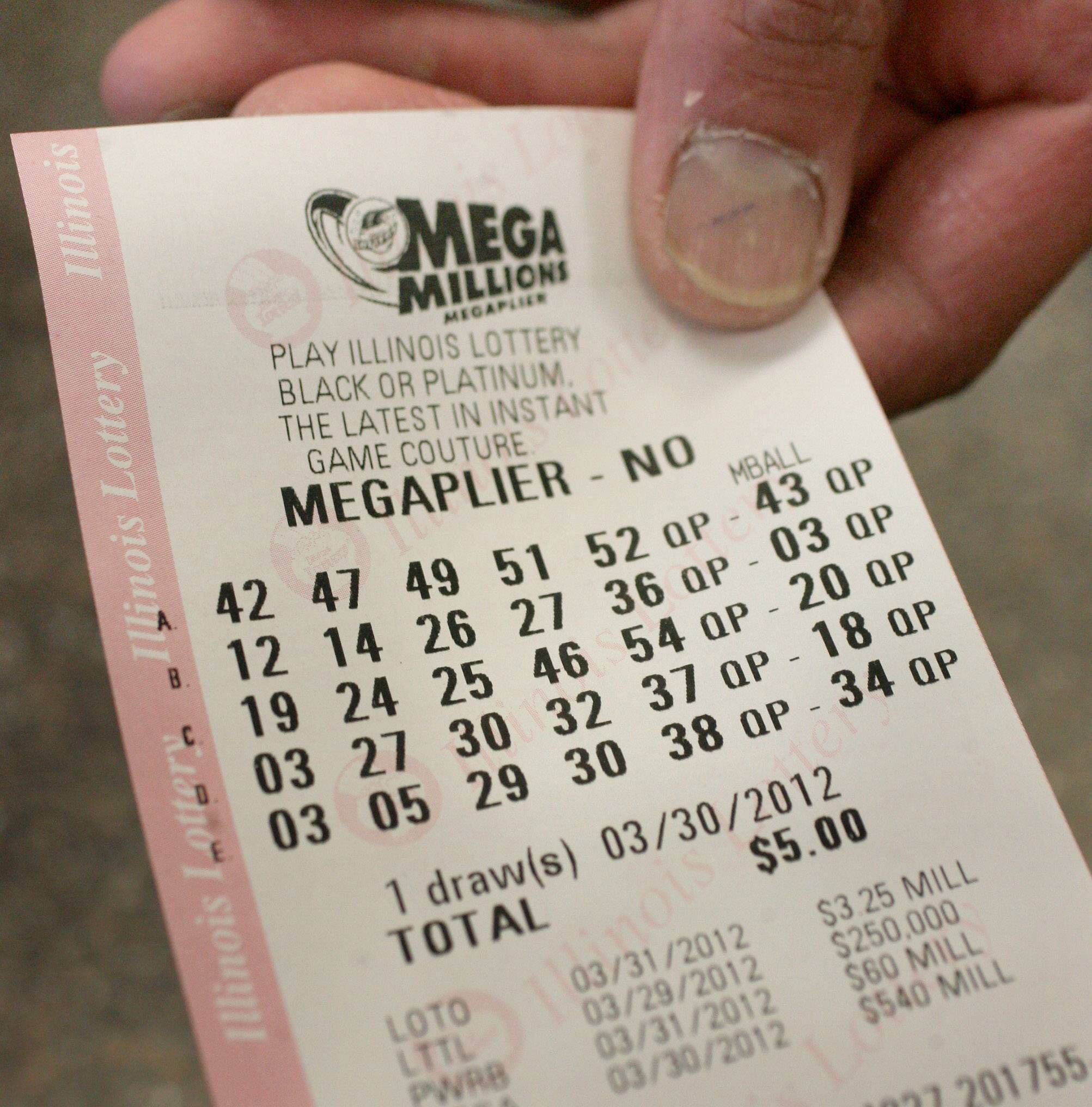 Illinois Lottery winners again might not get paid
