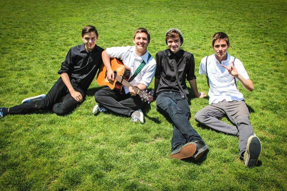 Local band to watch: Clear Confusion made for the stage