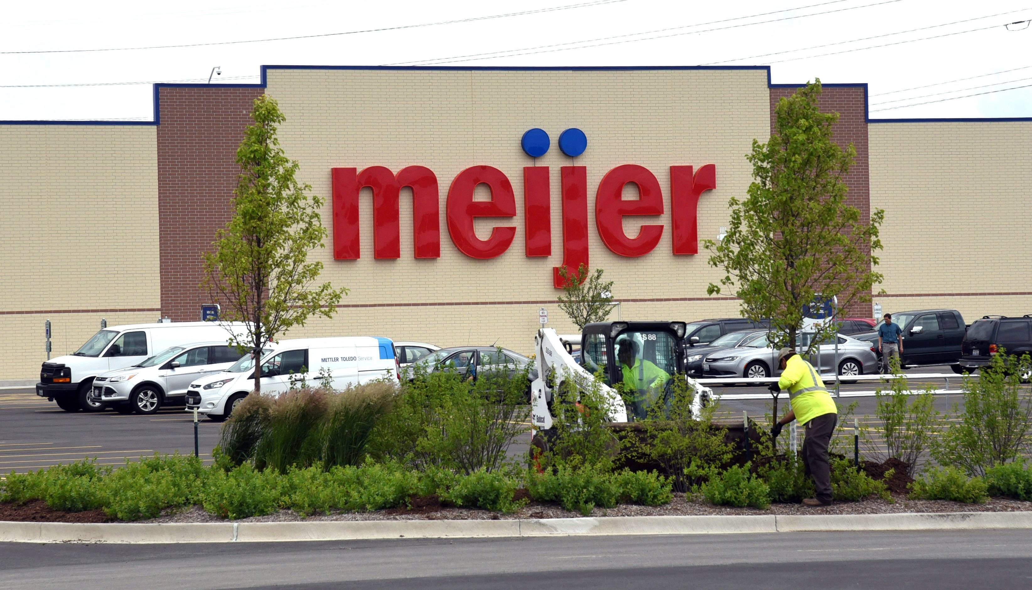 Michigan-based Meijer will open its first Lake County store next week at Hainesville and Rollins roads in Round Lake Beach.