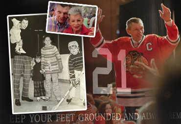 Stan Mikita's kids share memories of their dad