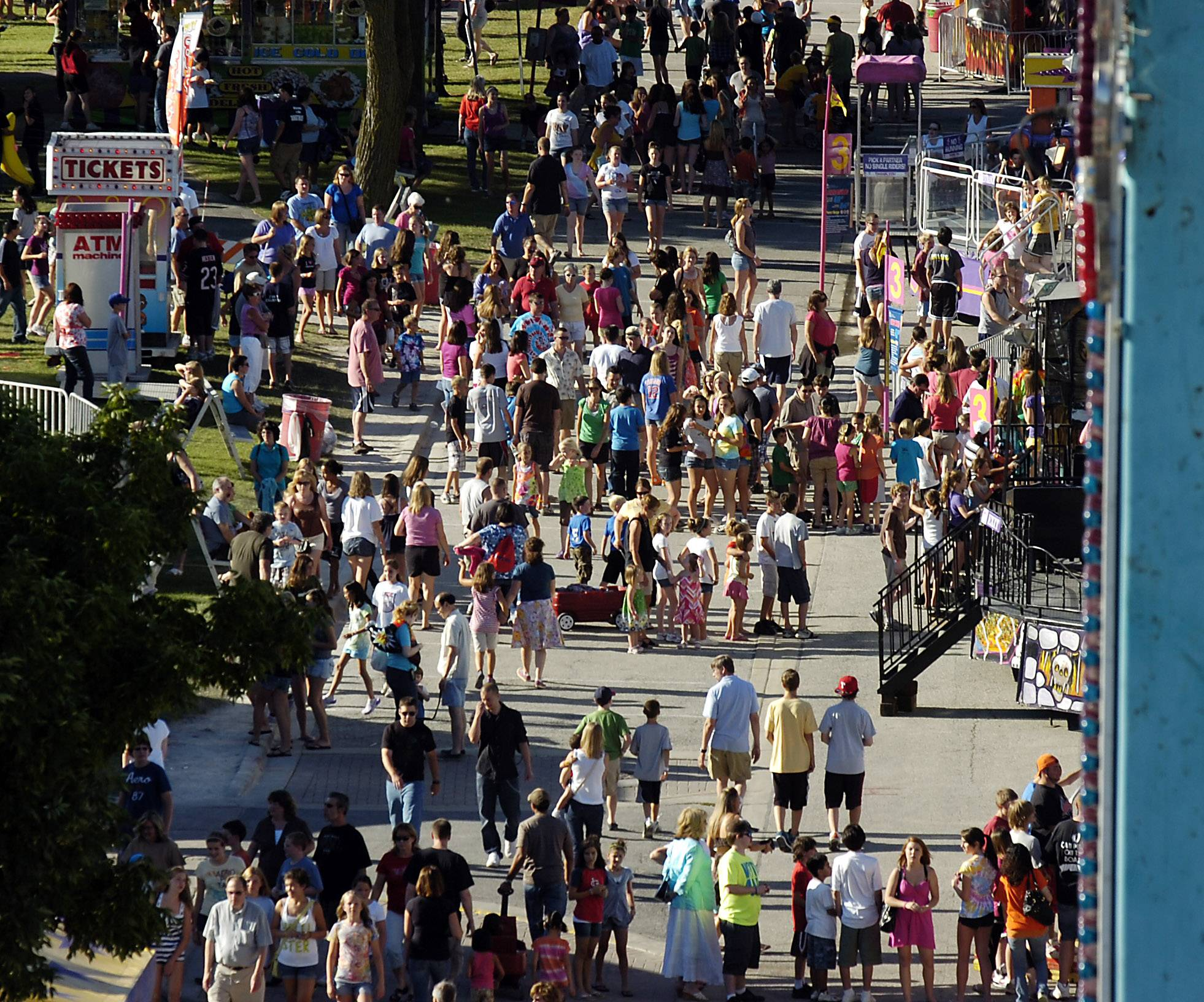 Frontier Days opens Thursday for 40th year