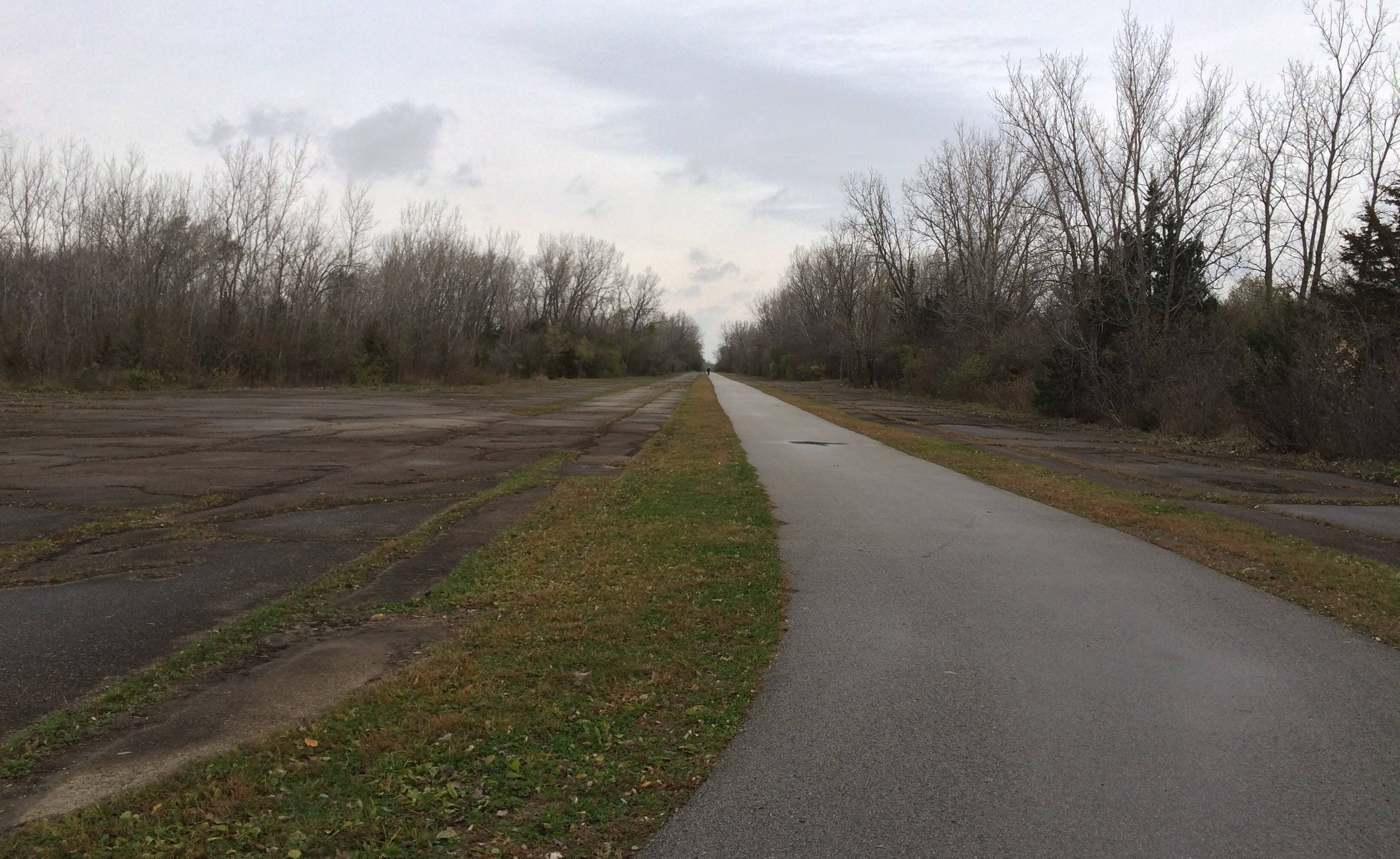Trail expansion is coming to Raceway Woods Forest Preserve near Carpentersville.