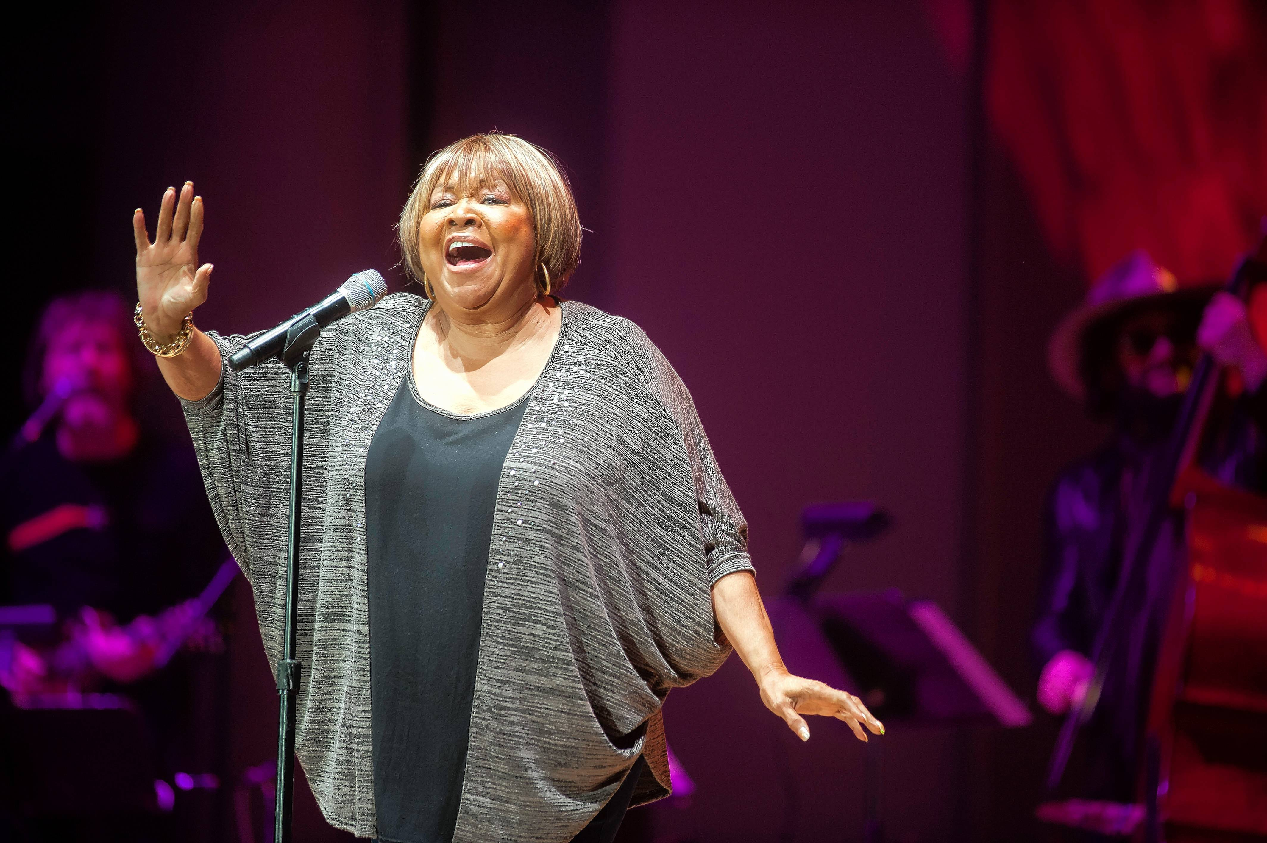 Mavis Staples shares the bill with Bob Dylan at the Ravinia Festival in Highland Park on Friday, June 24.