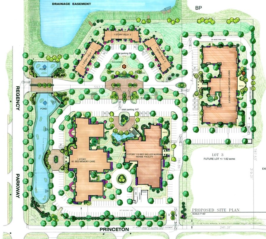 Alden's more than $51 million project proposed for Huntley includes a 110-bed skilled nursing and rehabilitation facility with an attached 60-bed memory care building and a 79-unit affordable independent senior living complex.