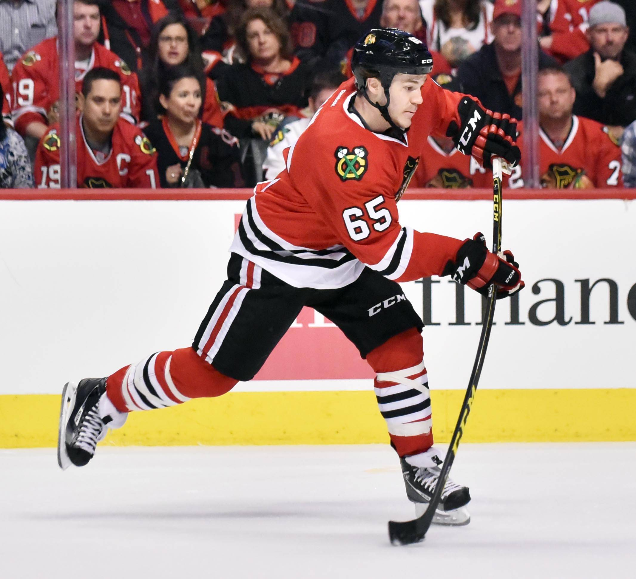 Chicago Blackhawks could look different after NHL draft