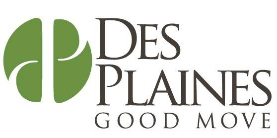 "Des Plaines aldermen will decide whether to keep this logo designed by a consultant. Many appear to be in favor of making ""City of Destiny"" the official motto in lieu of ""Good Move."""