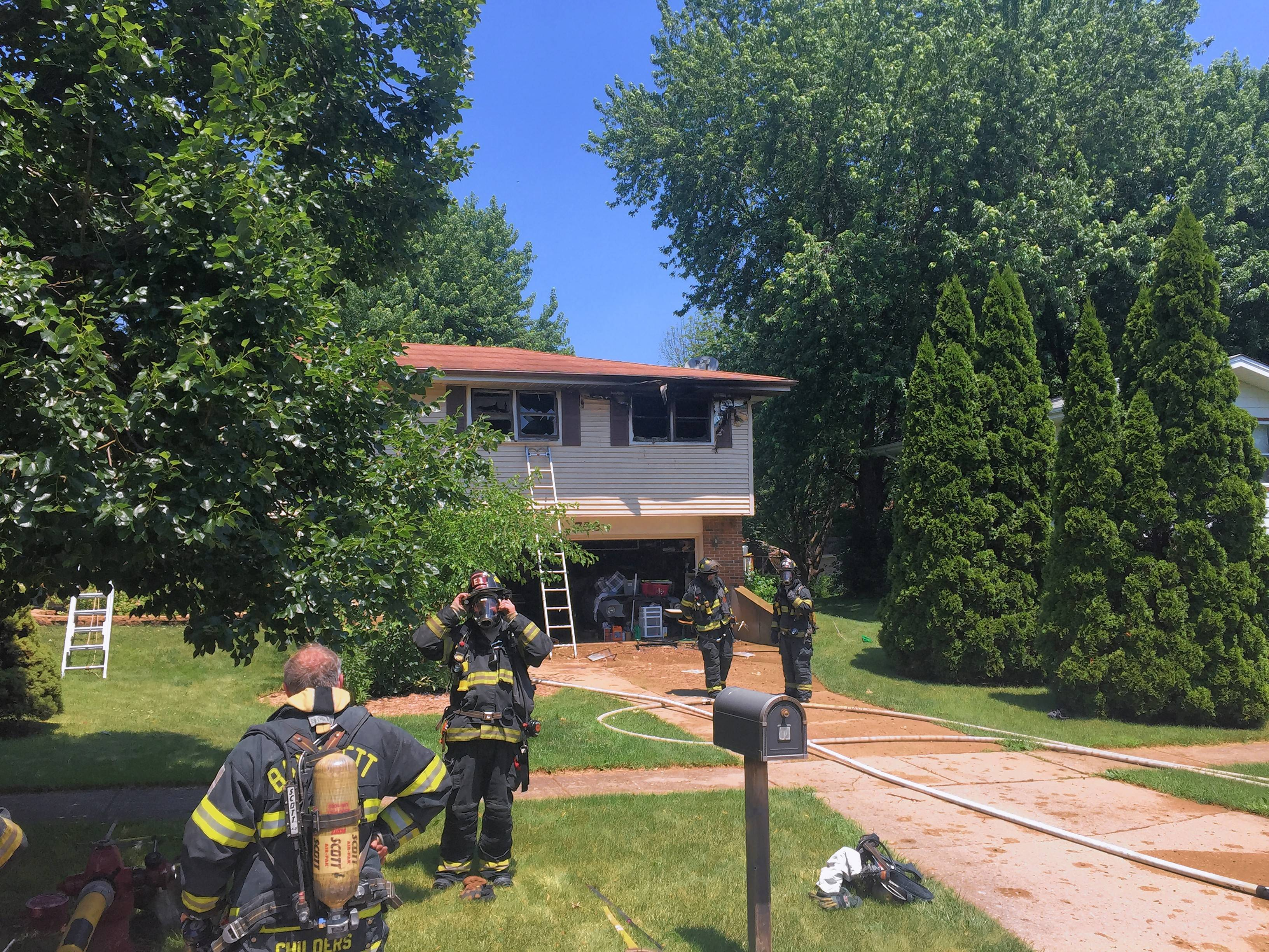 Bartlett house fire does $182,000 in damage