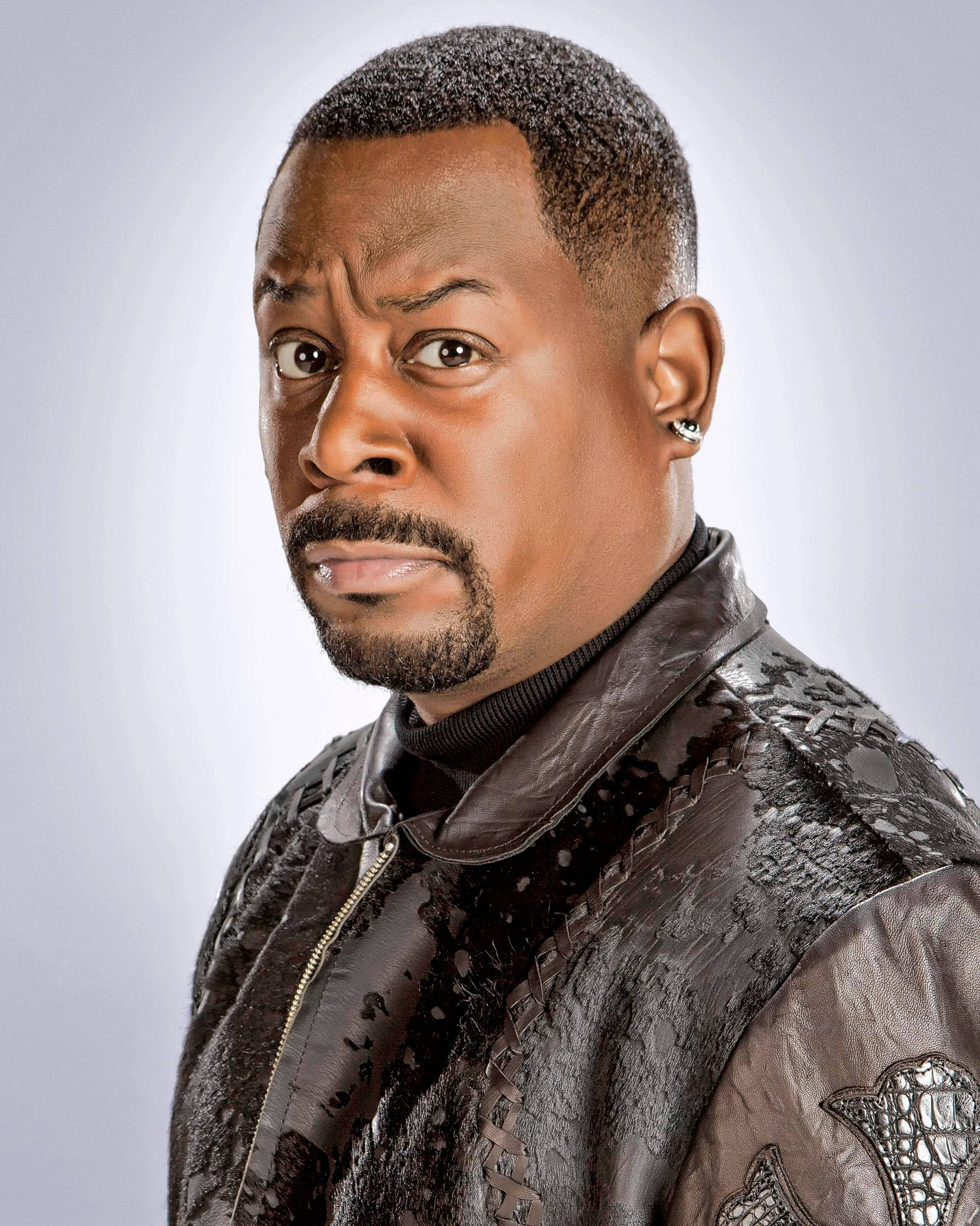 Comedian Martin Lawrence performs at the Chicago Theatre.