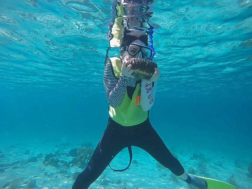 Bahamas trip excites North Central students about marine dream jobs