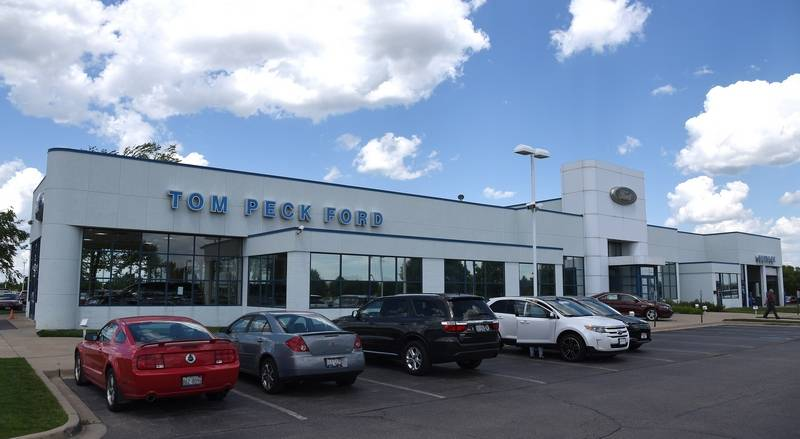 Tom Peck Ford Of Huntley Recently Added Three Service Bays And Also Works On Diesel