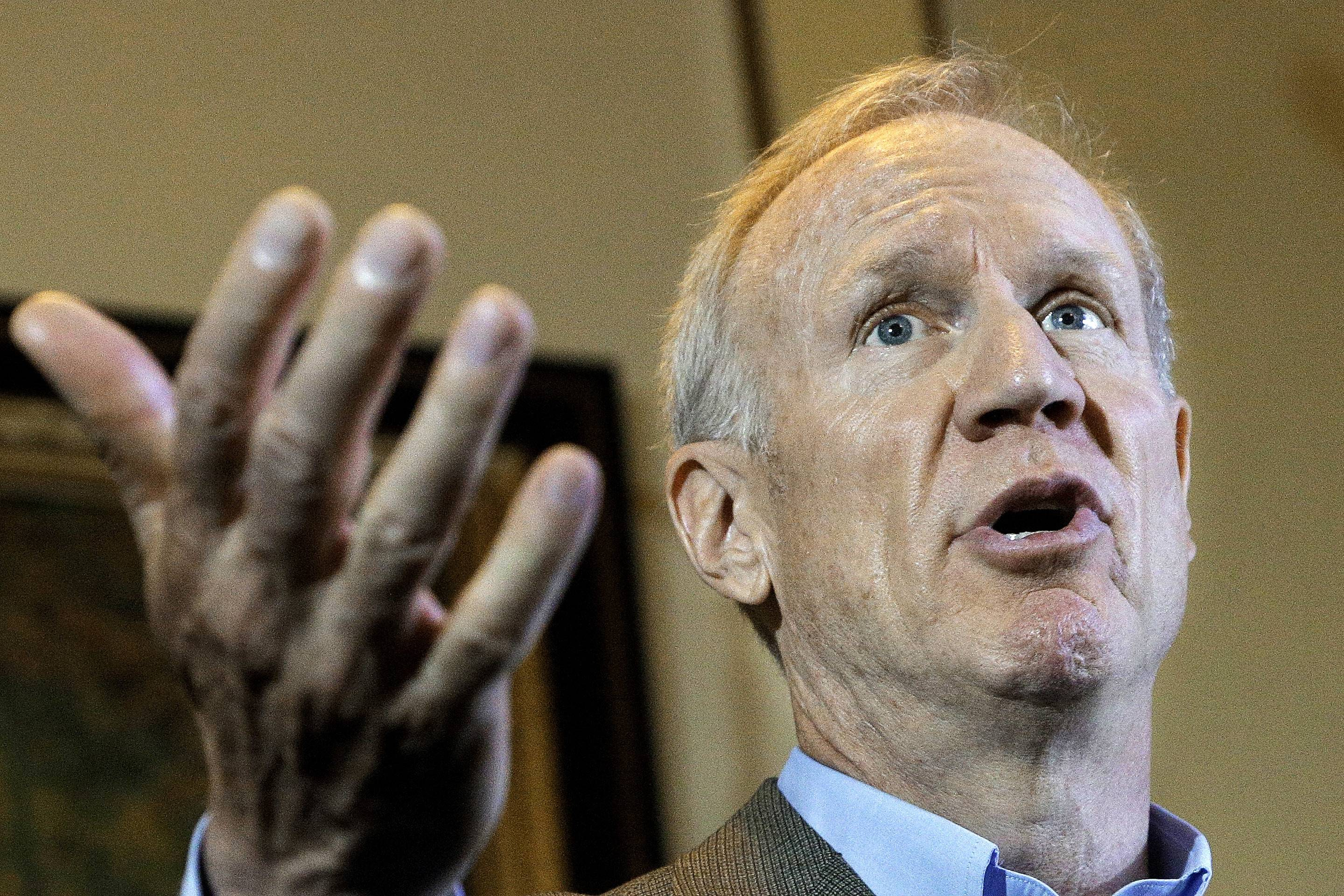 Rauner: Compromise near on partial-year budget