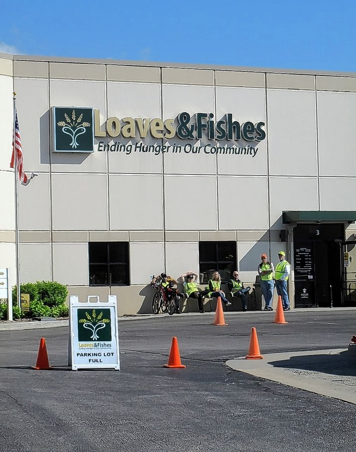 Loaves & Fishes Community Services is taking on the services provided by Naperville CARES as the two nonprofit organizations merge July 1.