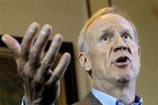 Rauner: Illinois Democrats agree on partial-year budget plan