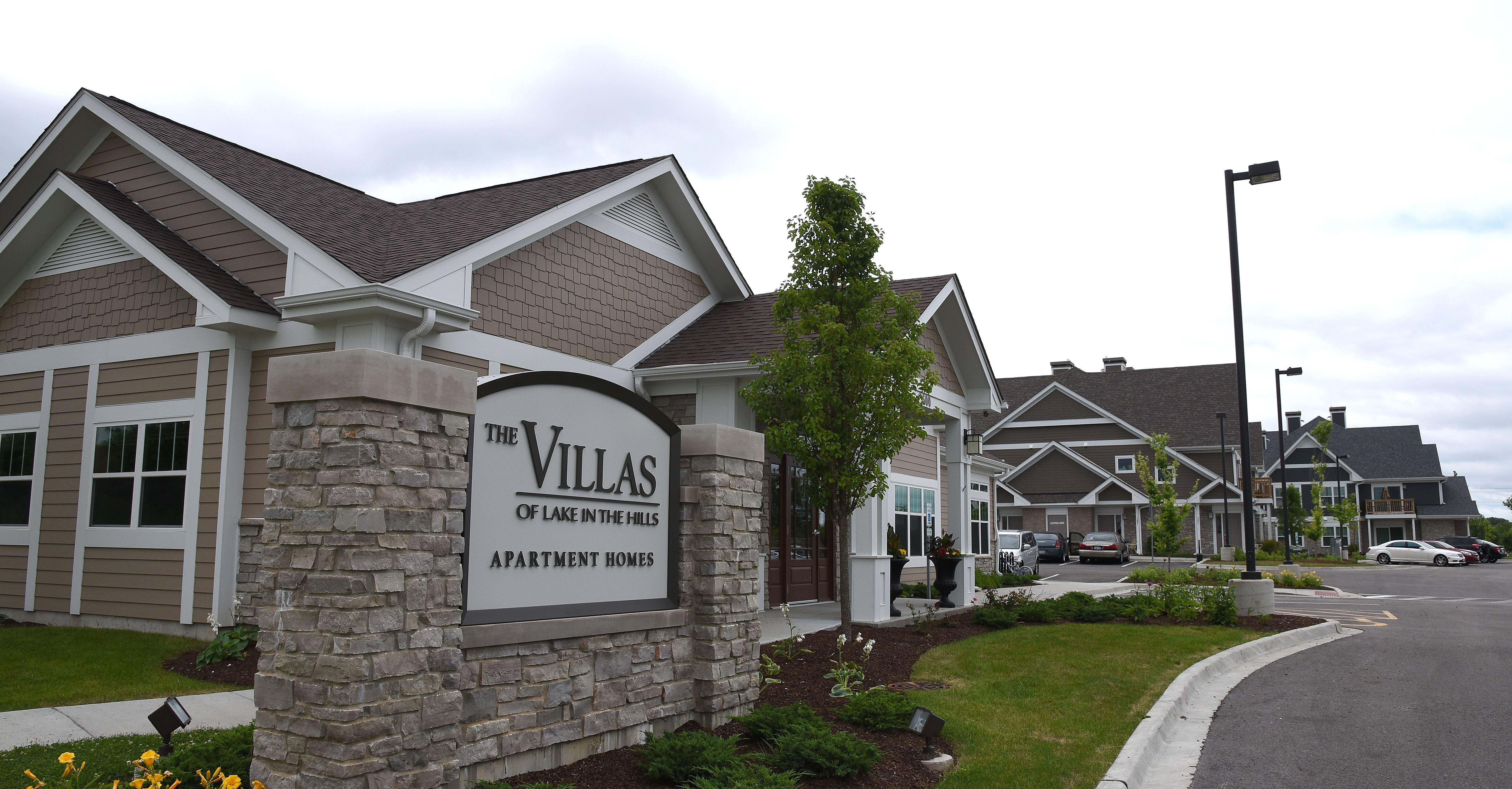 Lake in the Hills will host a community celebration Wednesday for the opening of The Villas of Lake in the Hills, an affordable rental community for veterans, seniors, working families, and people with disabilities and special needs.