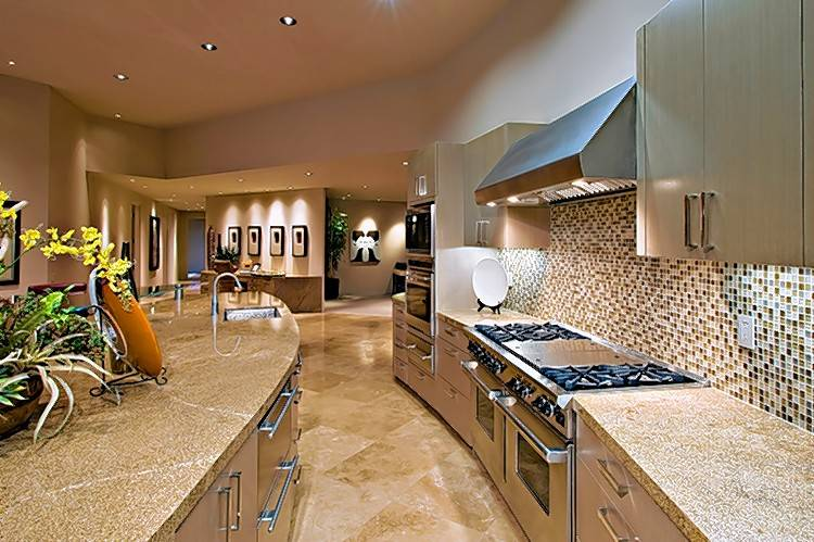 Today's kitchens blend cooking, living and entertaining into a gathering space where everyone loves to hang out.