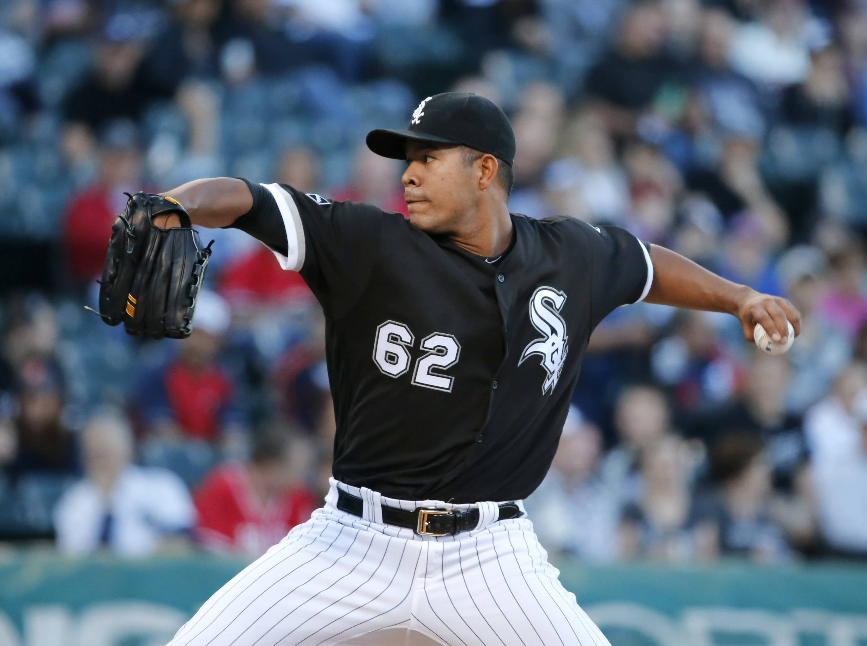 Starting pitcher Jose Quintana had another tough night Tuesday as the Chicago White Sox lost to the Minnesota Twins 4-0 at U.S. Cellular Field.